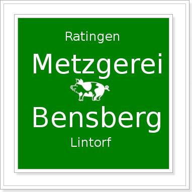 Ihre Metzgerei in Ratingen Frank Bensberg Metzger in Ratingen